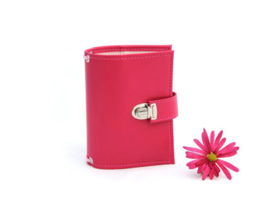A6 Traveler Notebook pink Nija