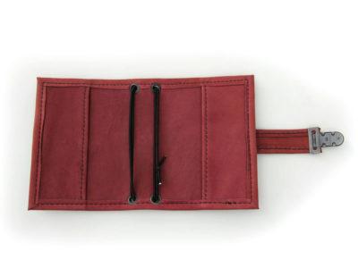Traveler Notebook Nappa Leder rot