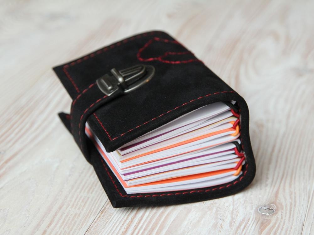 Treveler Notebook schwarz