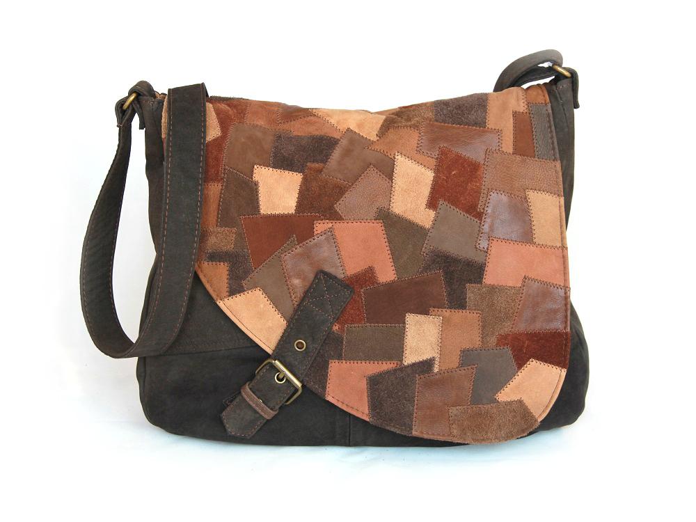 Nija Cuxhaven Patchwork Hobo Bag