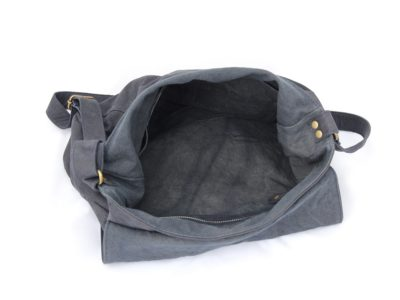 Köperstoff blau Nija Tasche